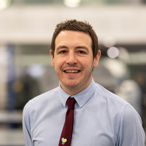 Jamie Smith - Head of Manufacturing