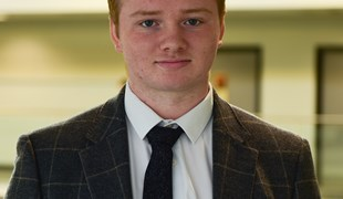 UTC student awarded prestigious Arkwright Scholarship