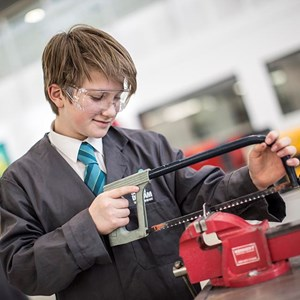 Engineering: A specialist technical education right here in the North East.