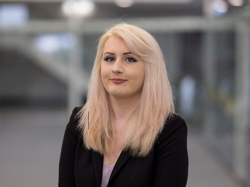 Emily Walker: Business Admin Apprentice