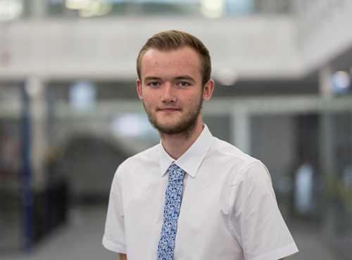Jack Lisle: Finance Apprentice